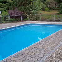 ultra green landscape - concrete pavers - windham, nh